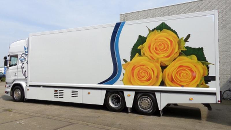 Refrigerated transport & Delivery vans - Dutch Electro